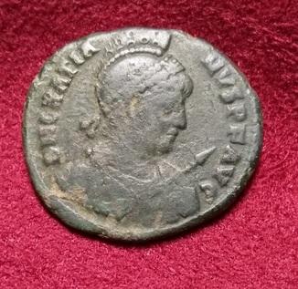 Імператор Грациан 367-383 рік