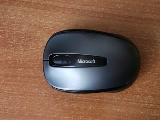 Беспроводная мышка Microsoft