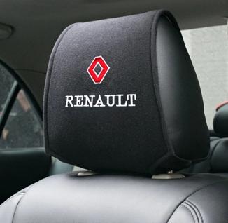 Чехол на подголовник для Renault