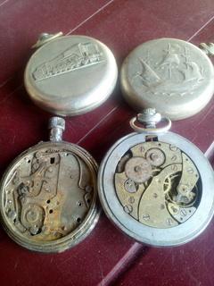 Лот годинників на реставрацію