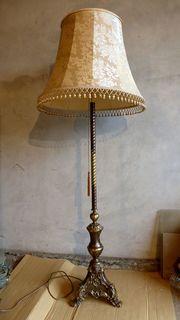 Торшер светильник бронза
