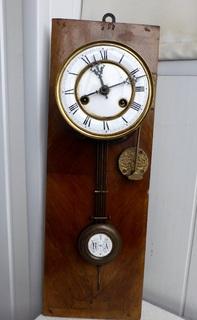 Часовой механизм D.R.P.  FMS