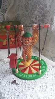 Клоун акробат СССР