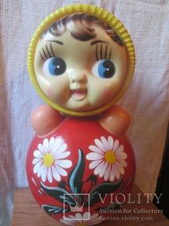 Неваляшка-кукла 40см