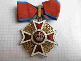 Орден Короны Румынии