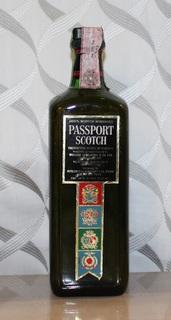 Виски Passport - 1960s