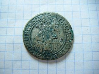Орт Бранденбург 1626 года
