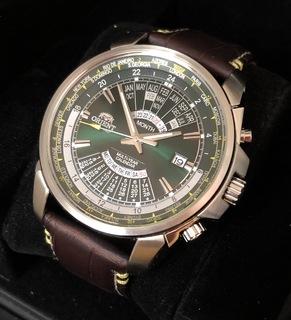 Часы Orient Multy Calendar EU0В003F (Перевыставление в сзязи с невыкупом )