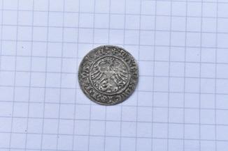 Литовський  полугрош  Старого Сигизмунда 1513р.