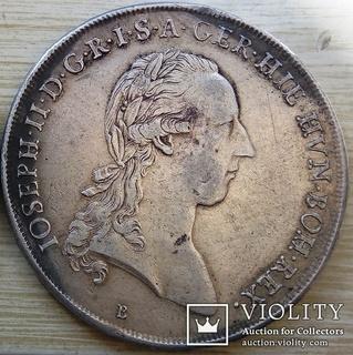 Кроненталяр Нідерландів Австрії 1784 року В.( нині Бельгія)