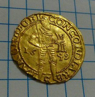 Дукат 1649 года