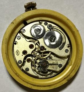 Механизм к часам IWC, рабочий