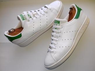 Кеди Adidas Stan Smith из Натуральной Кожи (Розмір-40-26)
