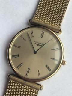 Швейцарские часы с браслетом Longines