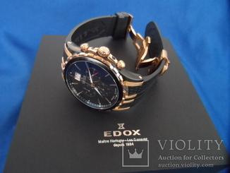 Часы Edox Grand Ocean Chronograph 10023 оригинал