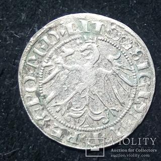 Грош 1536 рік Sig І