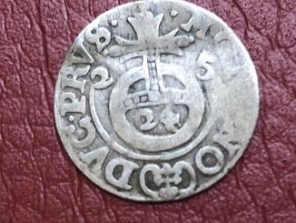 Драйпелькер 1625 год