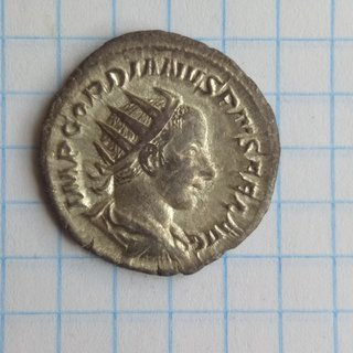 53. Антониниан Гордиана ІІІ
