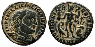 Лициний I фоллис RIC 35