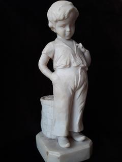 Статуэтка Италия автор U. Biagini