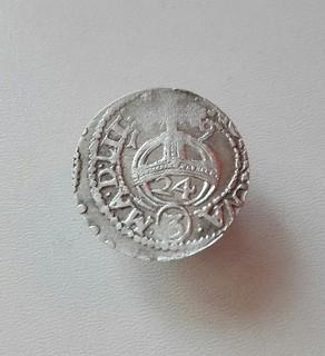 Литовский полторак 1619 г