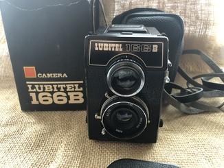 Фотоаппарат Любитель 166в новый