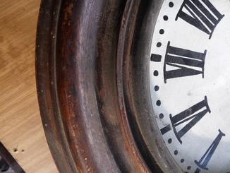 Часы настенные lenzkirch (павел буре) на запчасти или вотоновление