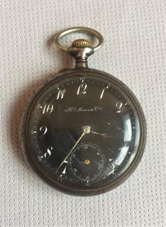 Карманные часы Hy Moser & Cie ( Мозер ) Швейцария