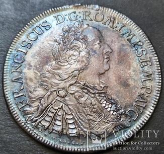 Талер Регенсбурга 1762 года.
