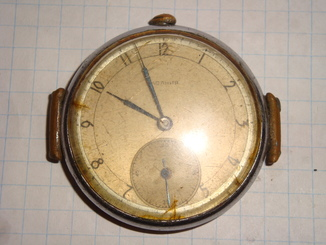 Часы молния 1949 г.