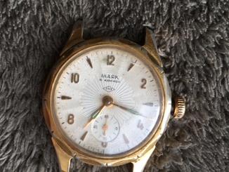Годинник Маяк ( АУ-ромб )