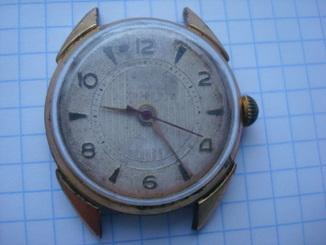 Часы Алмаз  ЧЧЗ  ау на ухе