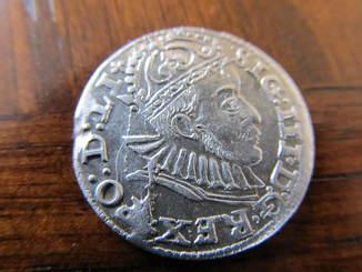 Трояк 1588р Рига