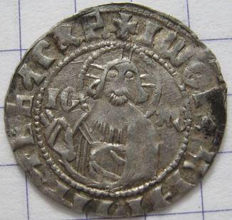 Грош Болгария 14 век