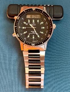 """Часы наручные Seiko H556-5029 """"Baby Arnie"""". Оригинал"""