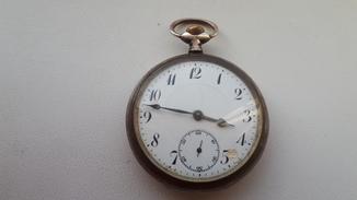 Часы Junghans 1922 г,наградные за выслугу