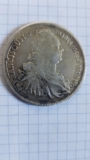 Талер.1763р.Франциск.Відень.
