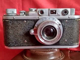 Фотоаппарат,Зоркий' -индустар-22