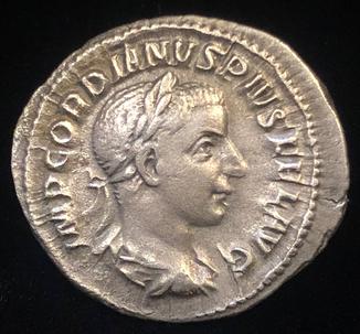 Денарий Гордиан III, RIC IV Gordian III 111