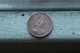 Монета Єлизавета II