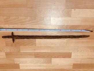 Хазарская сабля