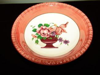 Салатник блюдо с коллекции Fiorello клеймо Villeroy & Boch Германия