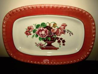 Блюдо сервировочное с коллекции Fiorello клеймо Villeroy & Boch Германия