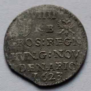 9 денаріїв 1623