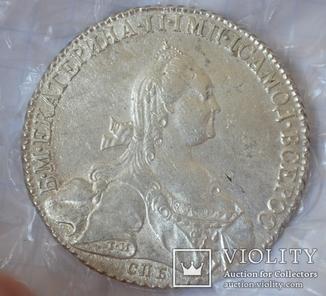 1 рубль 1776 года. Екатерина II
