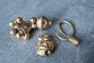 Колт Византия. Золото