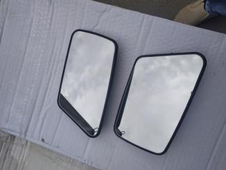 Элементы наружных зеркал на Москвич -2141