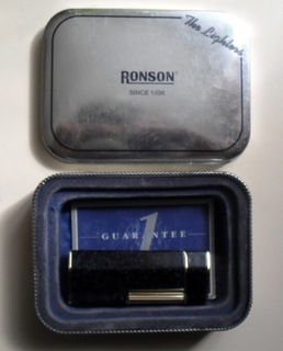 Зажигалка RONSON (см.описание)