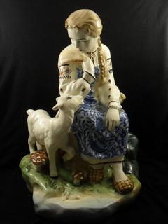Аленушка с козленочком ( Славянск )