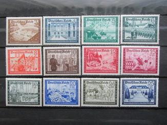 3-й Рейх Германия, немецкая почта